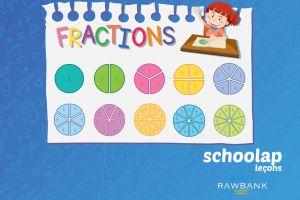 La soustraction des fractions