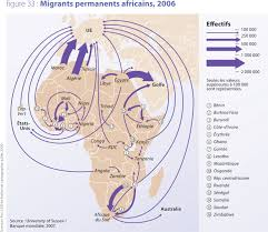 LES MIGRATIONS AFRICAINES.